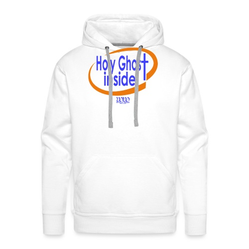 ***12% Rebate - See details!*** Holy Ghost Inside - Men's Premium Hoodie