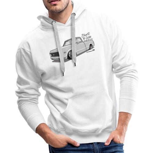 Short & Low C10 - Men's Premium Hoodie