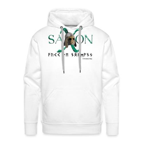 Saxon Pride - Men's Premium Hoodie
