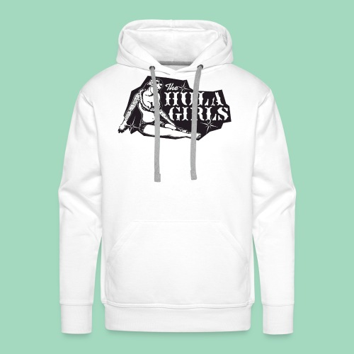 The Hula Girls band logo - Men's Premium Hoodie