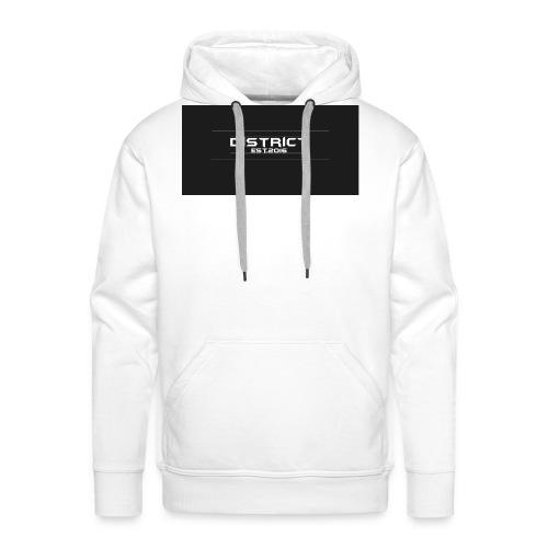District apparel - Men's Premium Hoodie