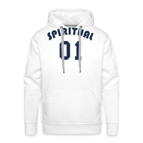 Spiritual One - Men's Premium Hoodie