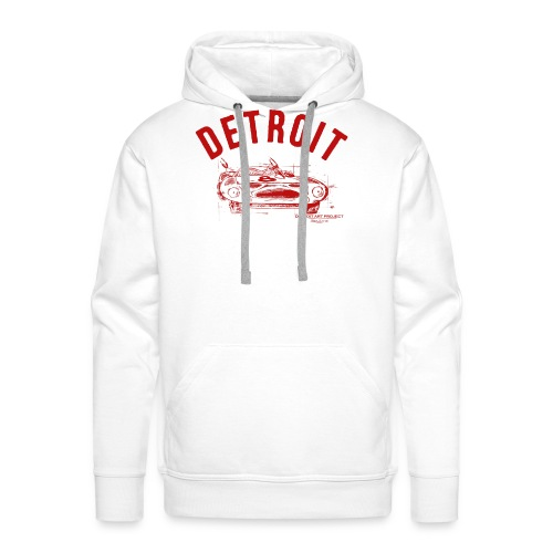 Detroit Art Project - Men's Premium Hoodie