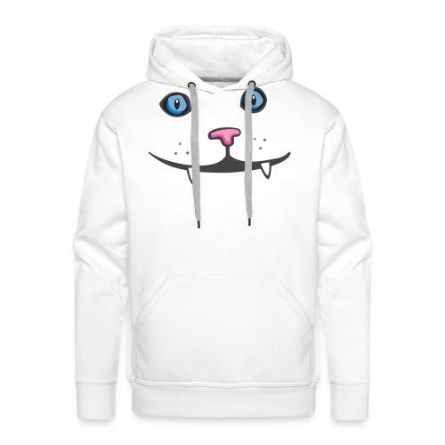 Happy Cat Kawaii - Men's Premium Hoodie