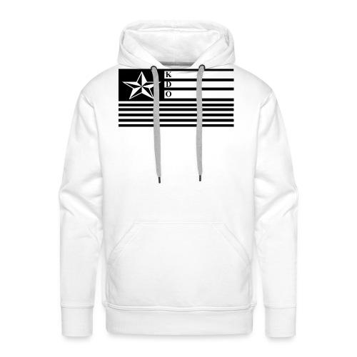 KDO Official Flag T-Shirts - Men's Premium Hoodie