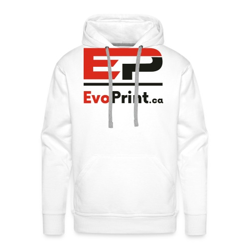 Evo_Print-ca_PNG - Men's Premium Hoodie