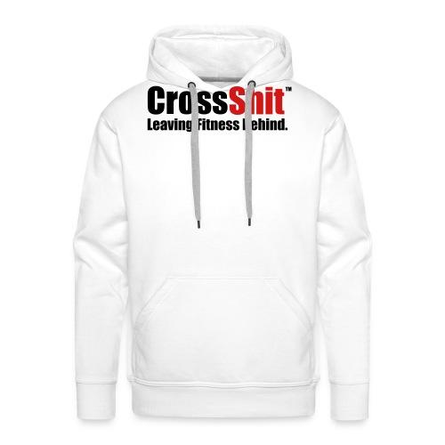 Original CrossShit Shirt - Men's Premium Hoodie