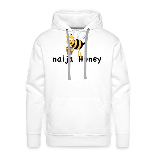 naija honey... - Men's Premium Hoodie