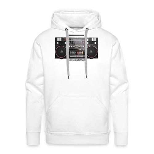 Helix HX 4700 Boombox Magazine T-Shirt - Men's Premium Hoodie