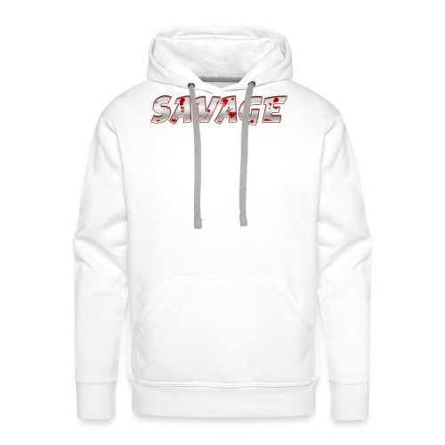 Savage Bloody - Men's Premium Hoodie