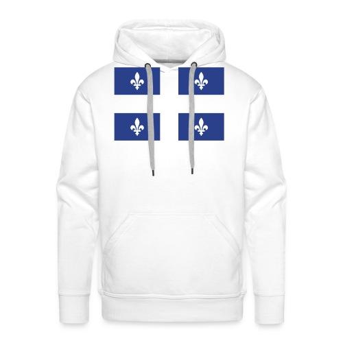 Drapeau du Québec FT - Men's Premium Hoodie