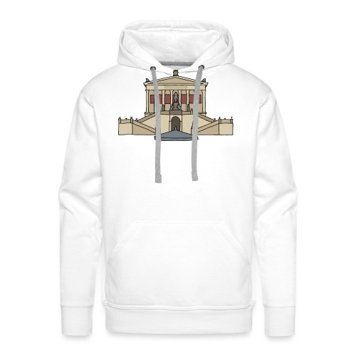 National Gallery BERLIN - Men's Premium Hoodie