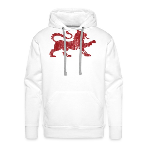 The Lion of Judah - Men's Premium Hoodie