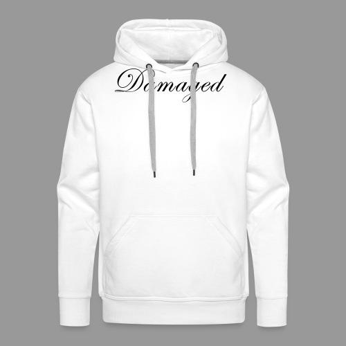 Damaged - Men's Premium Hoodie