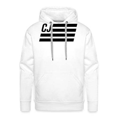 CJ flag - Autonaut.com - Men's Premium Hoodie