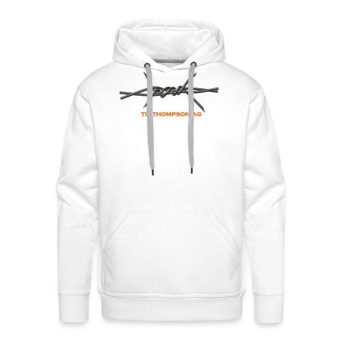 T Shirt Wire - Men's Premium Hoodie