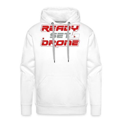 Ready Set Drone - Men's Premium Hoodie