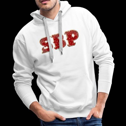 SBP STRICTLY BUSINESS PRODUCTIONS DESIGN BY CON - Men's Premium Hoodie
