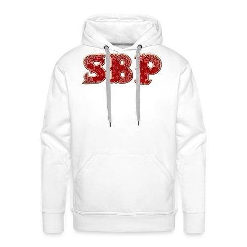 SBP STRICTLY BUSINESS PRODUCTIONS DESIGN BY CON - Men's Premium Hoodie