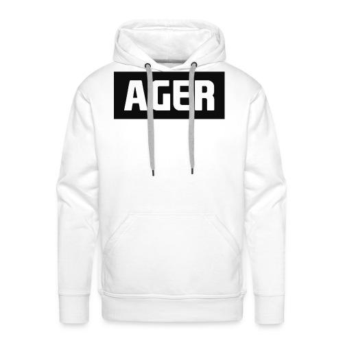 Ager's shirt for men - Men's Premium Hoodie