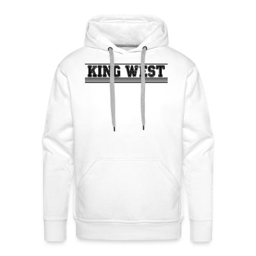 King West OG logo - Men's Premium Hoodie