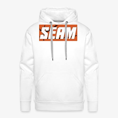 Seam Basketball T-Shirt - Men's Premium Hoodie