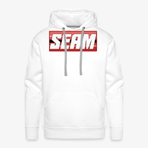 Seam Cricket T-Shirt - Men's Premium Hoodie