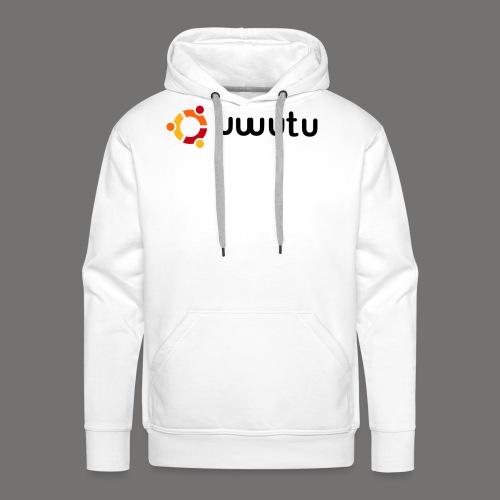UWUTU - Men's Premium Hoodie
