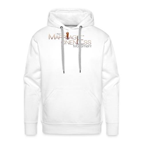 The Marriage Oneness Movement T-shirt - Men's Premium Hoodie
