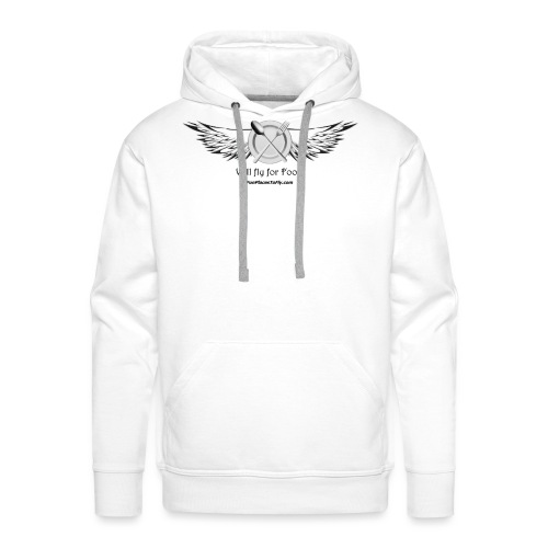 Will fly for Food! - Men's Premium Hoodie