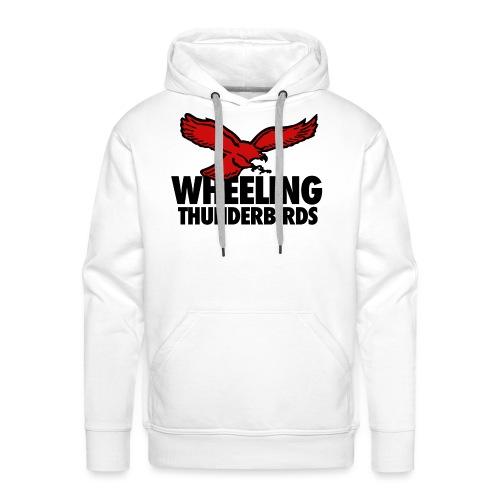 Wheeling Thunderbirds - Men's Premium Hoodie