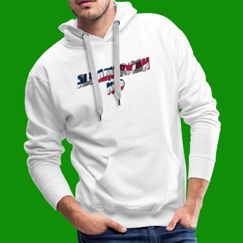 ALL AMERICAN KID - Men's Premium Hoodie