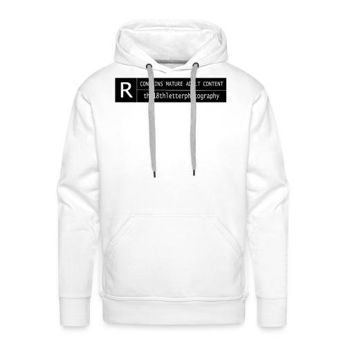 rated r - Men's Premium Hoodie