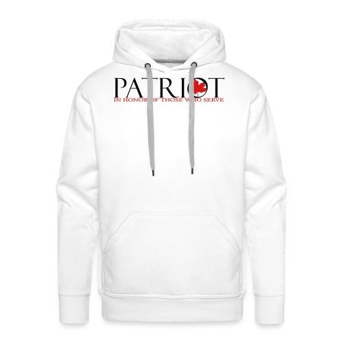 CDN PATRIOT_LOGO_1 - Men's Premium Hoodie