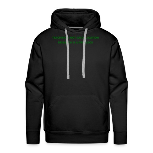 Teaching - Men's Premium Hoodie
