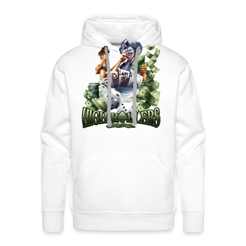 High Roller by RollinLow - Men's Premium Hoodie