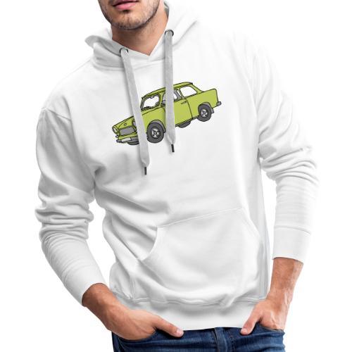 Trabant (baligreen car) - Men's Premium Hoodie