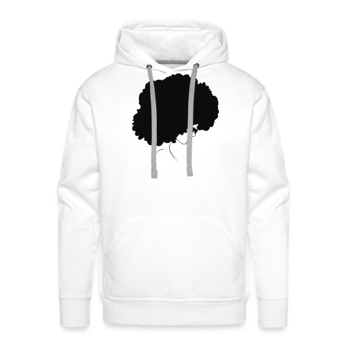 #blackgirlsmatter art - Men's Premium Hoodie