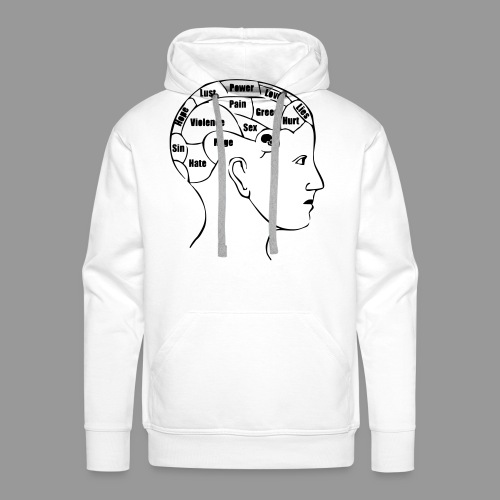 Phrenology - Men's Premium Hoodie