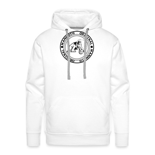 Mammoth Original Standard Logo - Men's Premium Hoodie