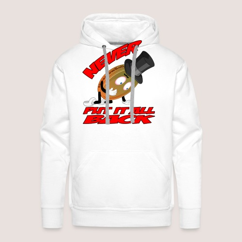 THE NEVER PUT IT ALL BACK PENNY - Men's Premium Hoodie