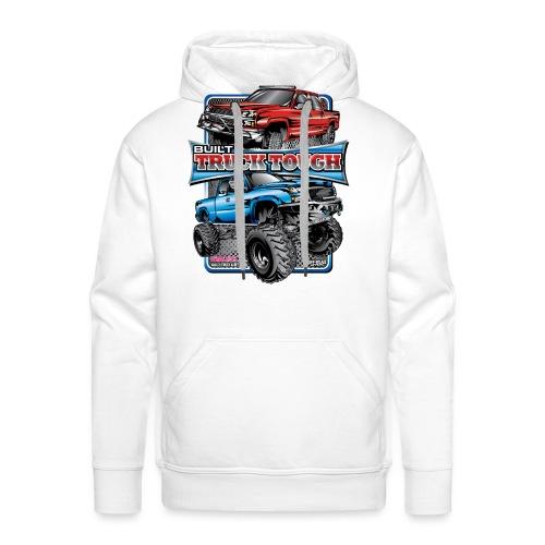 Built Truck Tough - Men's Premium Hoodie