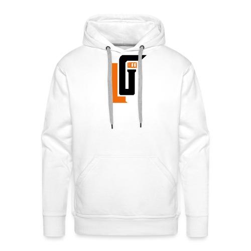 Lil Gucci Logo Hoodie - Mens - Men's Premium Hoodie