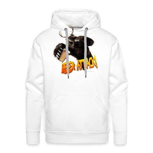 BEER ATTACK! - Men's Premium Hoodie