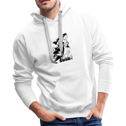 Just Rugby - Men's Premium Hoodie