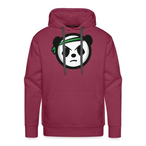 Markee Panda Logo - Men's Premium Hoodie