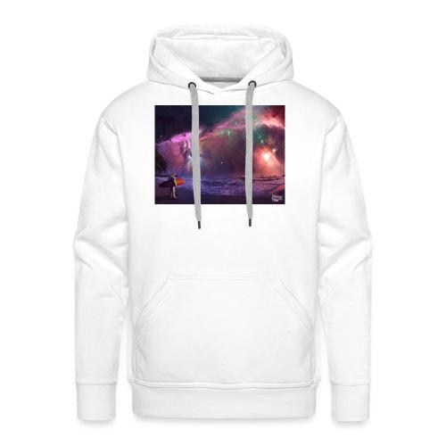 Astro Beach CC jpg - Men's Premium Hoodie