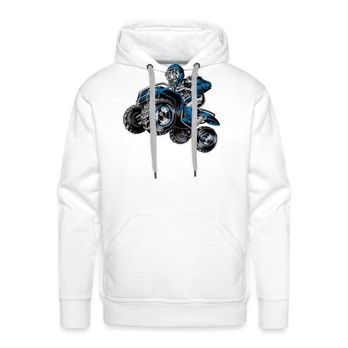 Yamaha ATV Shirt - Men's Premium Hoodie