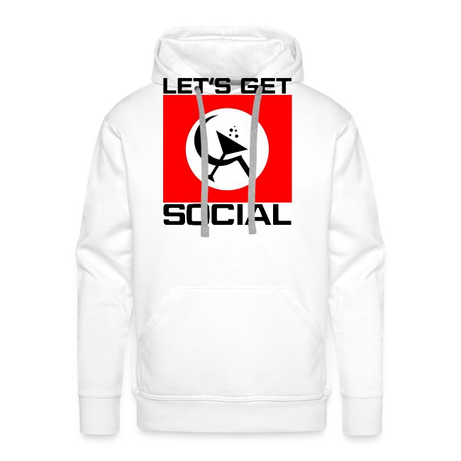 Let's Get Social as worn by Axl Rose