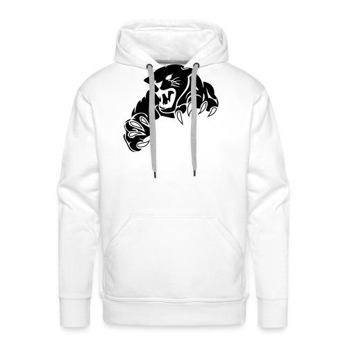 panther custom team graphic - Men's Premium Hoodie